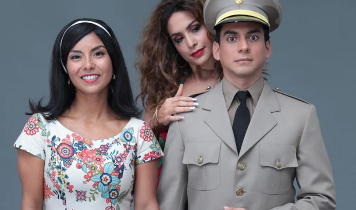 Pantaleón y las Visitadoras, un musical que actualiza la novela de VargasLlosa
