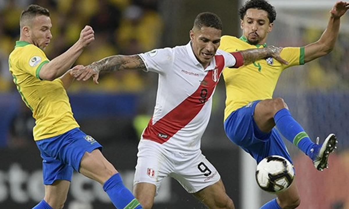 Copa América: La Selección Peruana perdió de pie la final anteBrasil