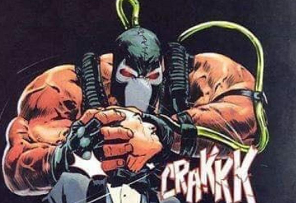 Batman: Otra muerte en su familia en los cómics Ciudad deBane
