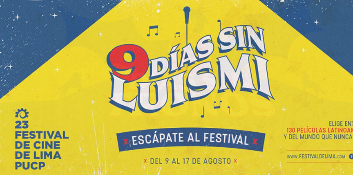 ¿De qué van las películas en competencia del 23 Festival de Cine deLima?