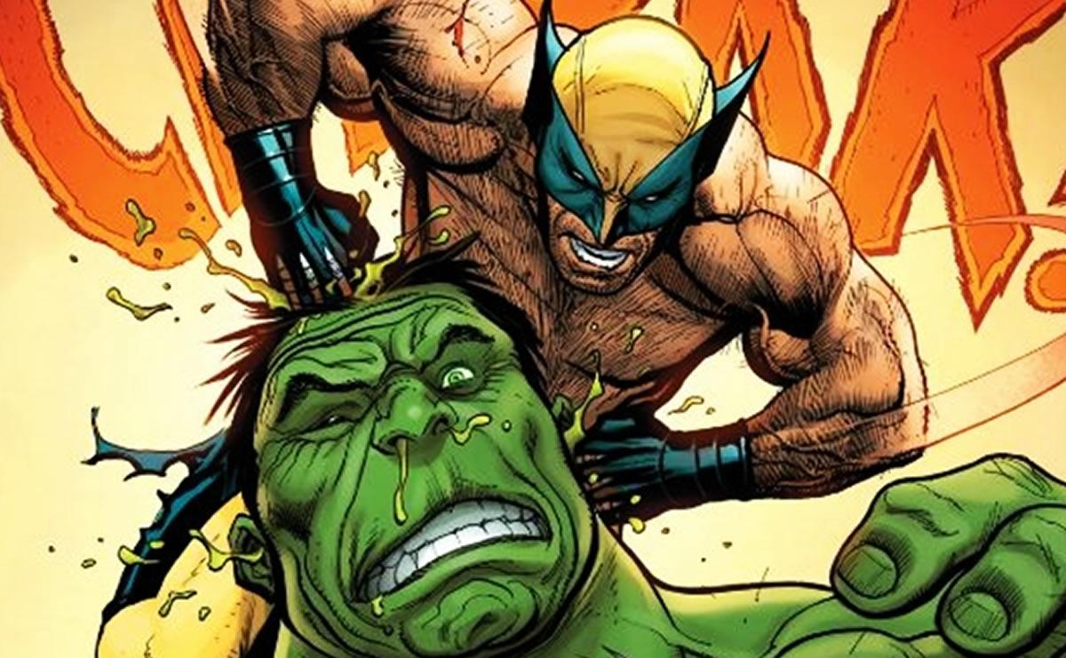 Hulk vs Wolverine (2ª parte): Sus peleas más recientes yHulkverines