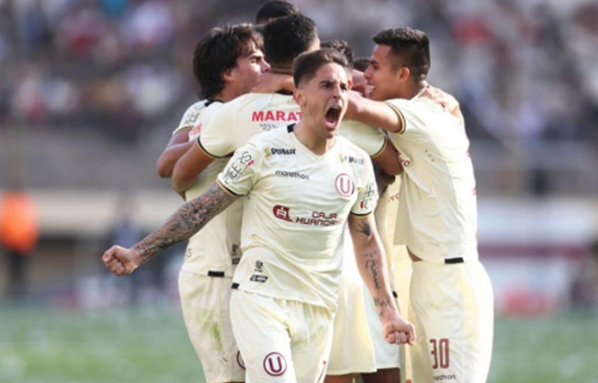 Universitario ganó el clásico con gol oportuno y una defensacerrada