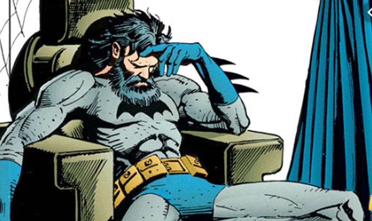 Comics y su rol social: Los héroes son vulnerables a losvicios