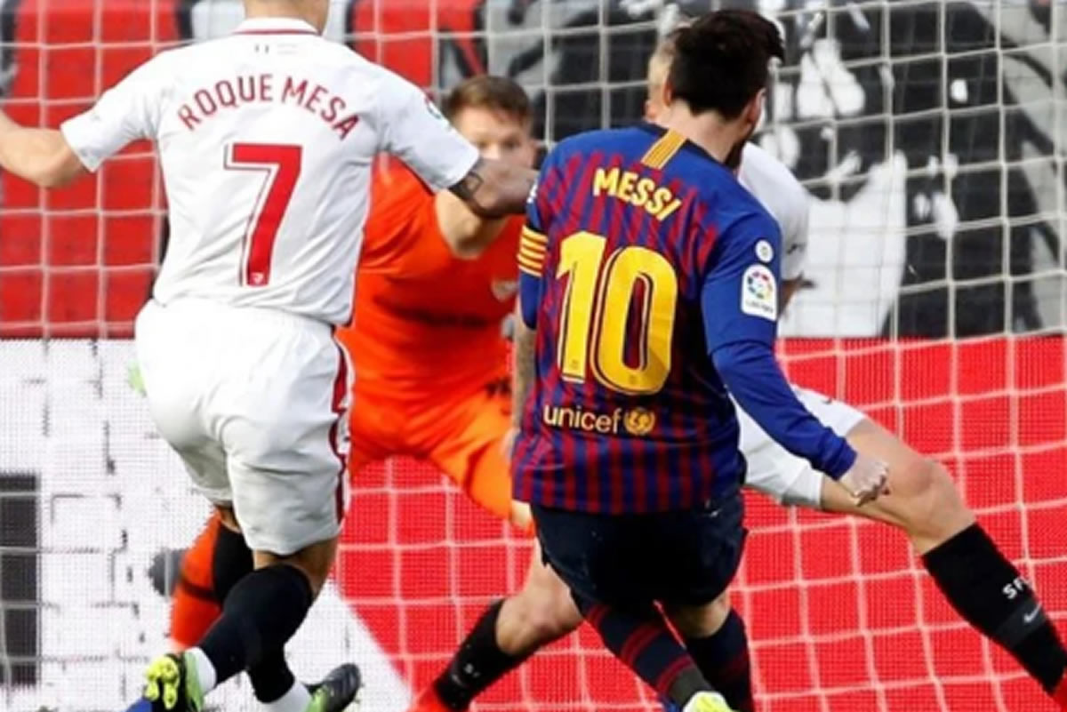 Lionel Messi y la anatomía de ungol
