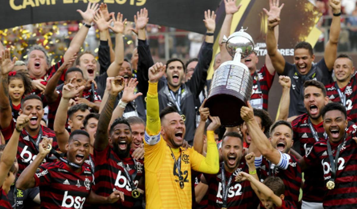 Copa Libertadores: Final de infarto en Lima, Flamengocampeón