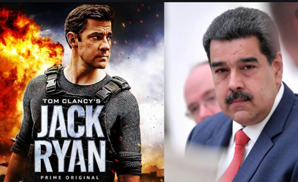 Venezuela según Jack Ryan: Algo de realidad y mucho deficción
