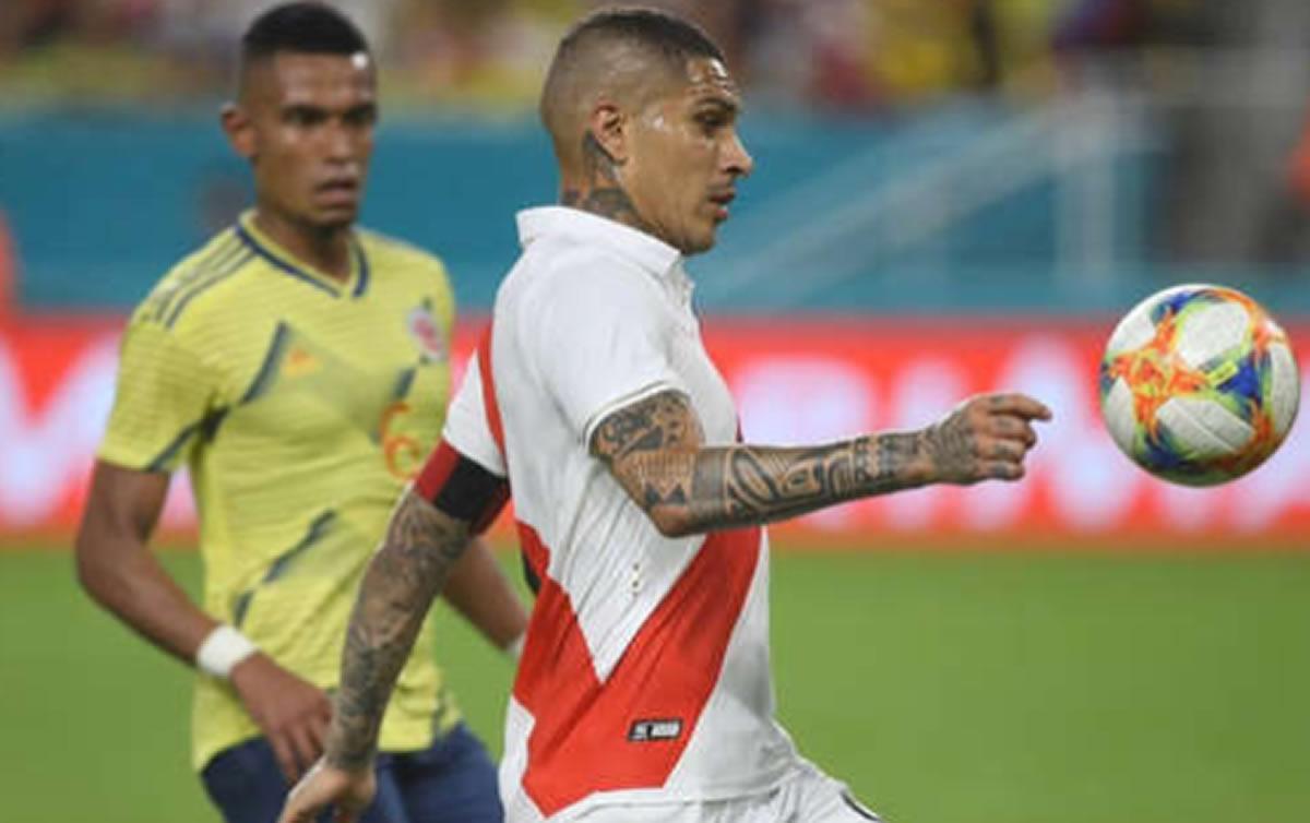 Perú no jugó tan mal contra Colombia, pero volvió aperder
