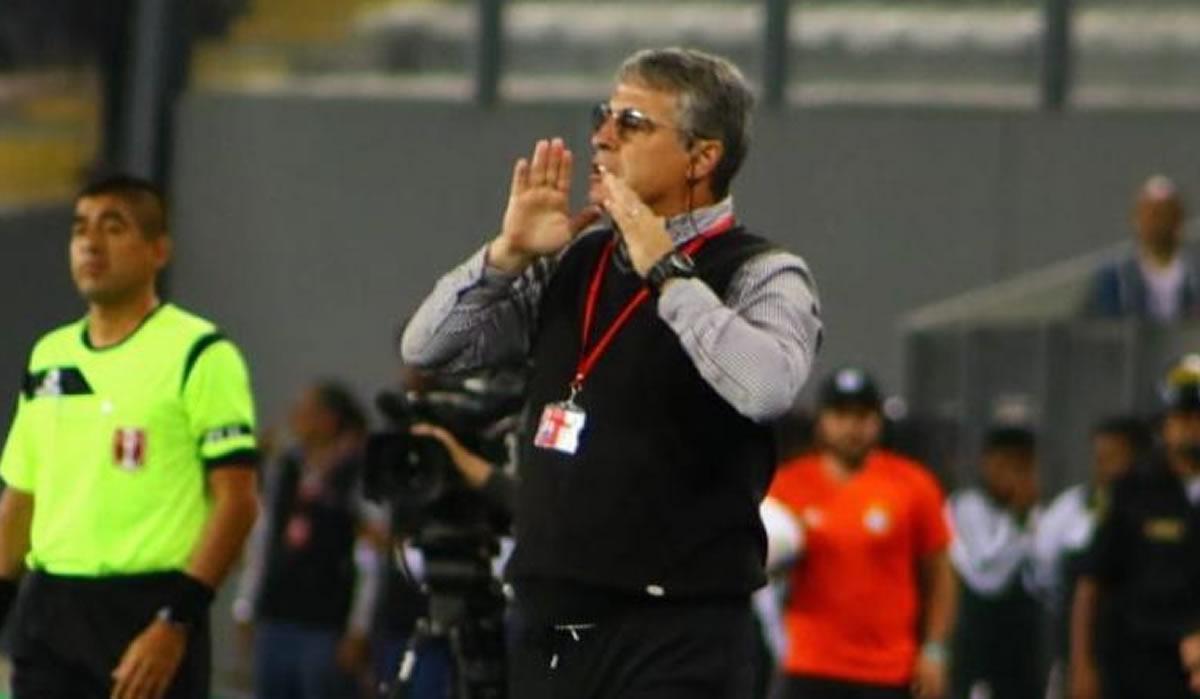 Alianza Lima clasifica a la final respetando el estiloBengoechea