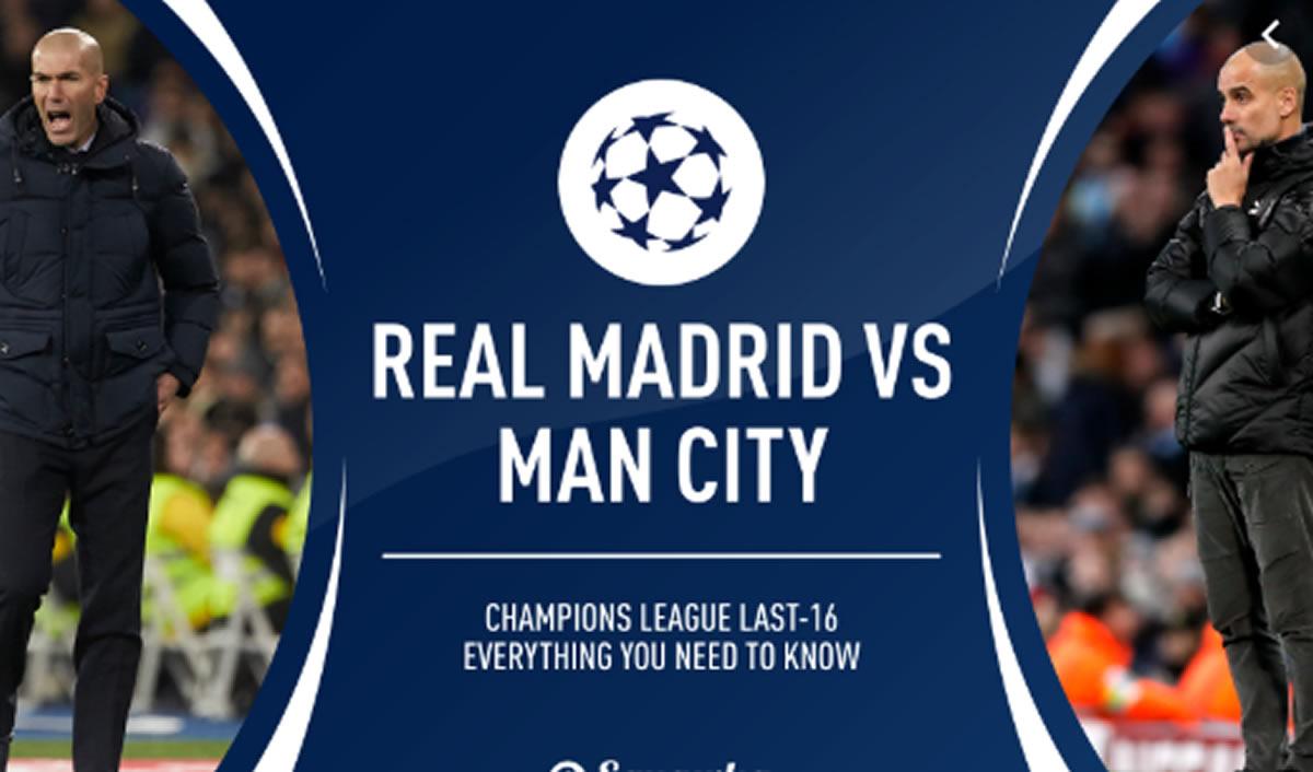 A Madrid le tocaron duros rivales ingleses en laChampions