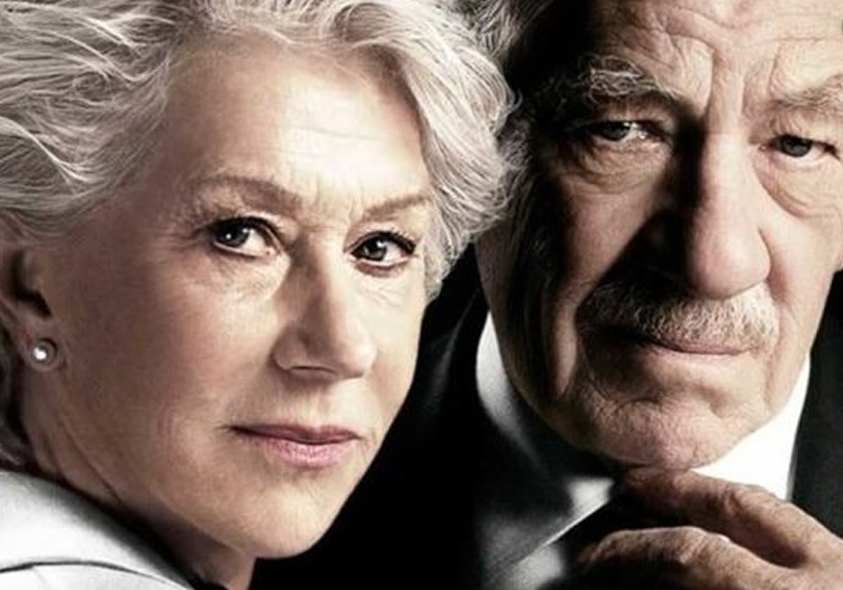 El Buen Mentiroso: Helen Mirren e Ian McKellen en sorprendentethriller