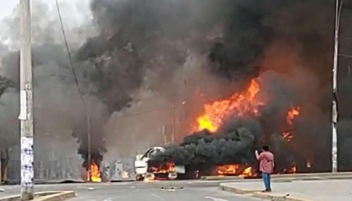 La tragedia de Villa El Salvador y todos susculpables