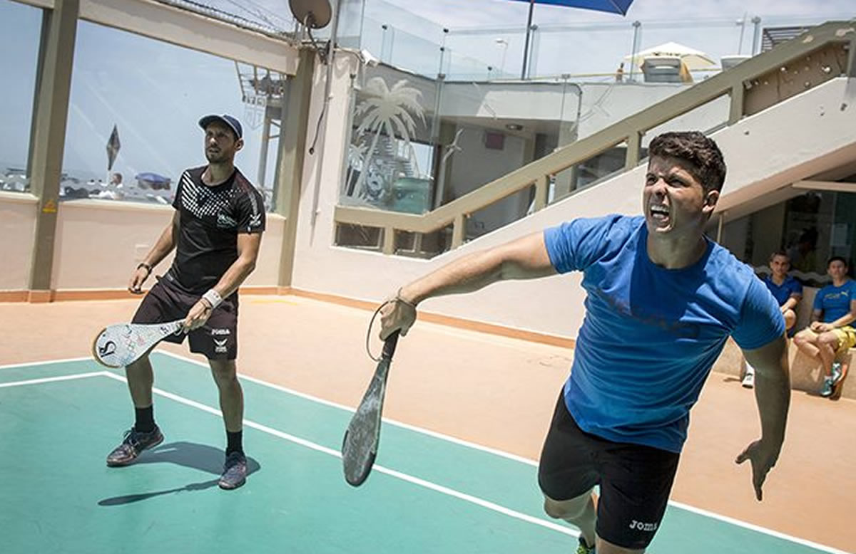 Paleta Frontón: El deporte peruano que podría llegar a serolímpico