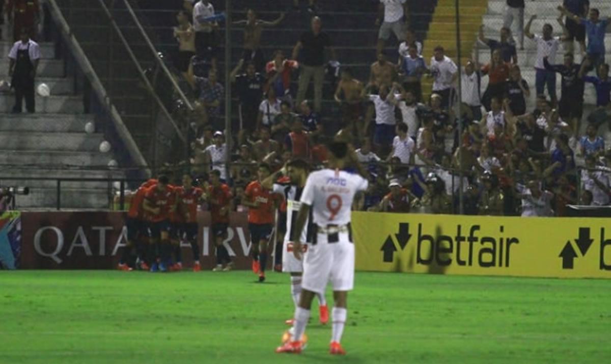 Copa Libertadores: Alianza con mala nota y Binacionalaprobado