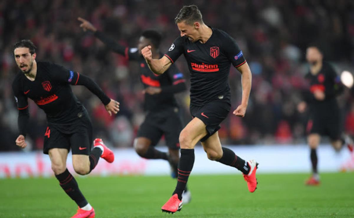 El Liverpool eliminado en una Champions que no cree enpronósticos