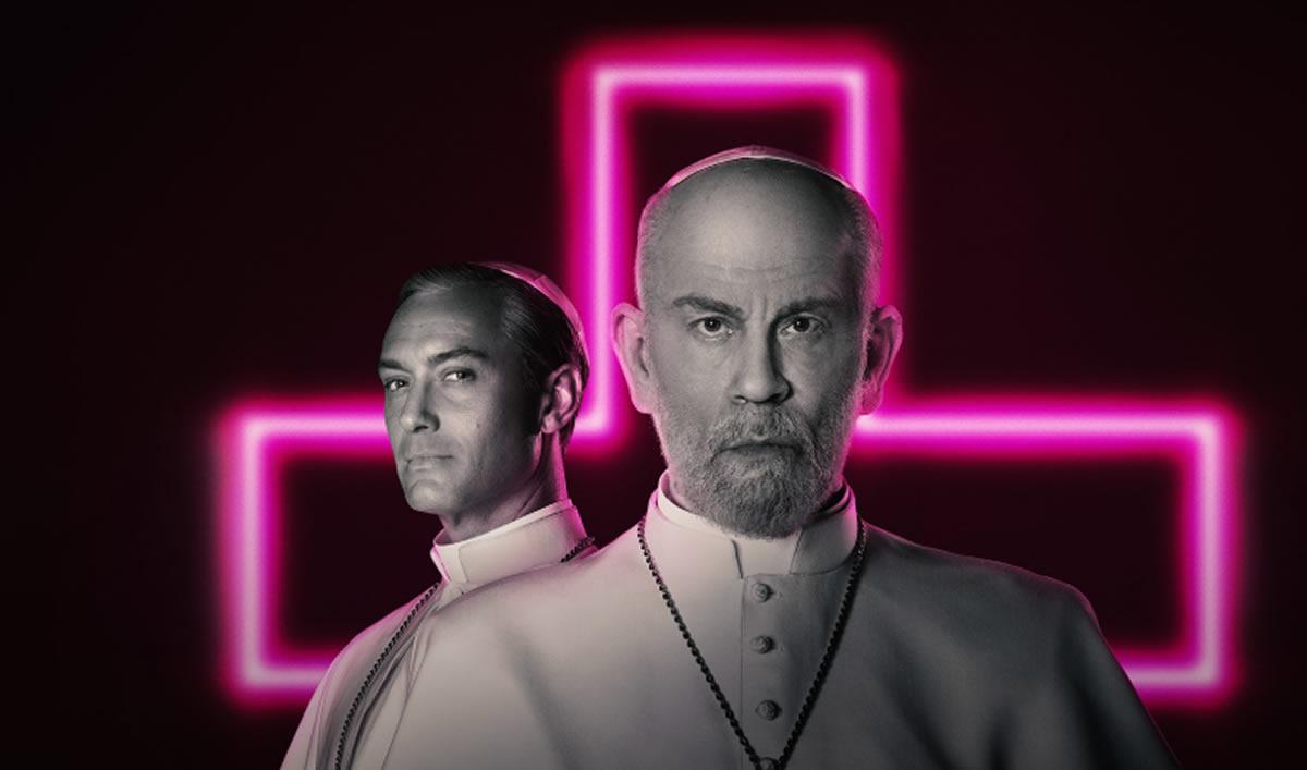 El Nuevo Papa es la secuela de El Joven Papa con Jude Law y RamónGarcía
