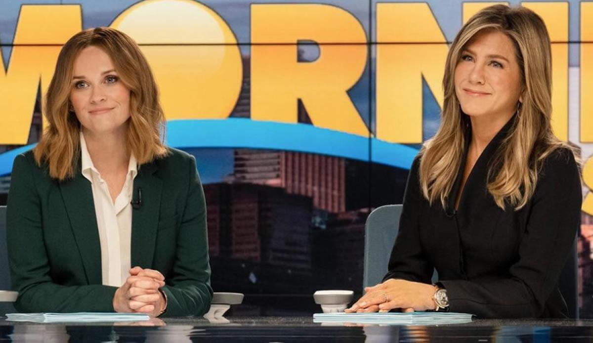 The Morning Show, la serie donde los periodistas sonprotagonistas