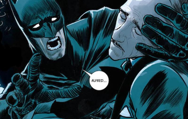 Uno de los cómics más tristes de Batman: La despedida deAlfred