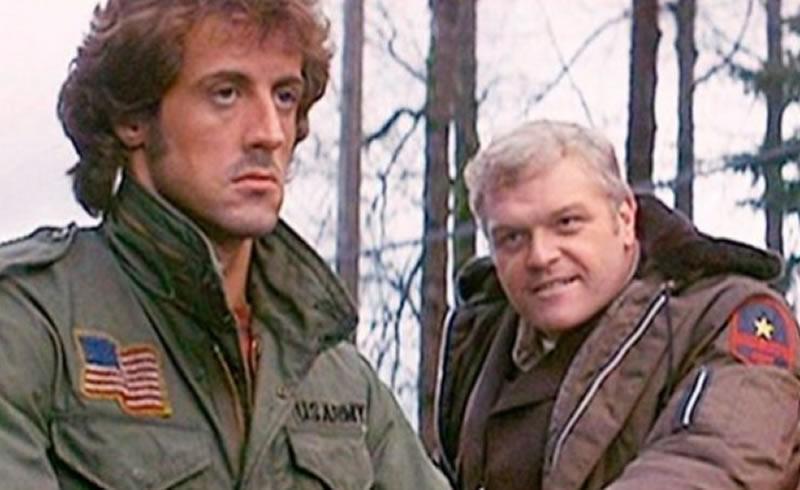 El adiós a Brian Dennehy, el policía que tortura a Stallone en Rambo1