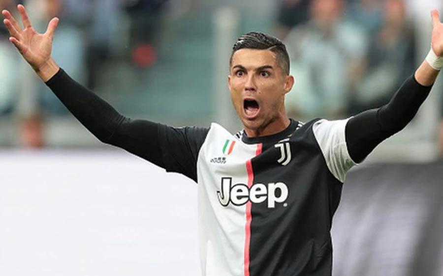 ¿Los últimos días de Cristiano Ronaldo en laJuventus?