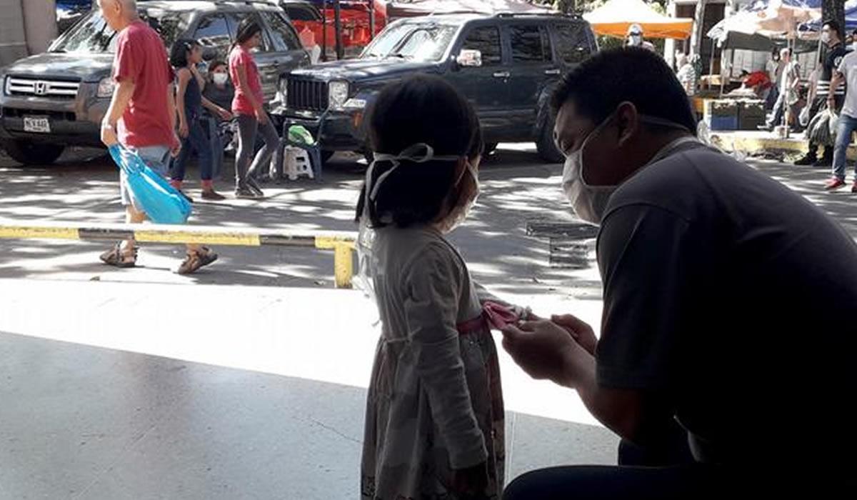 ¿Vas a dejar salir a tus niños a la calle durante lacuarentena?