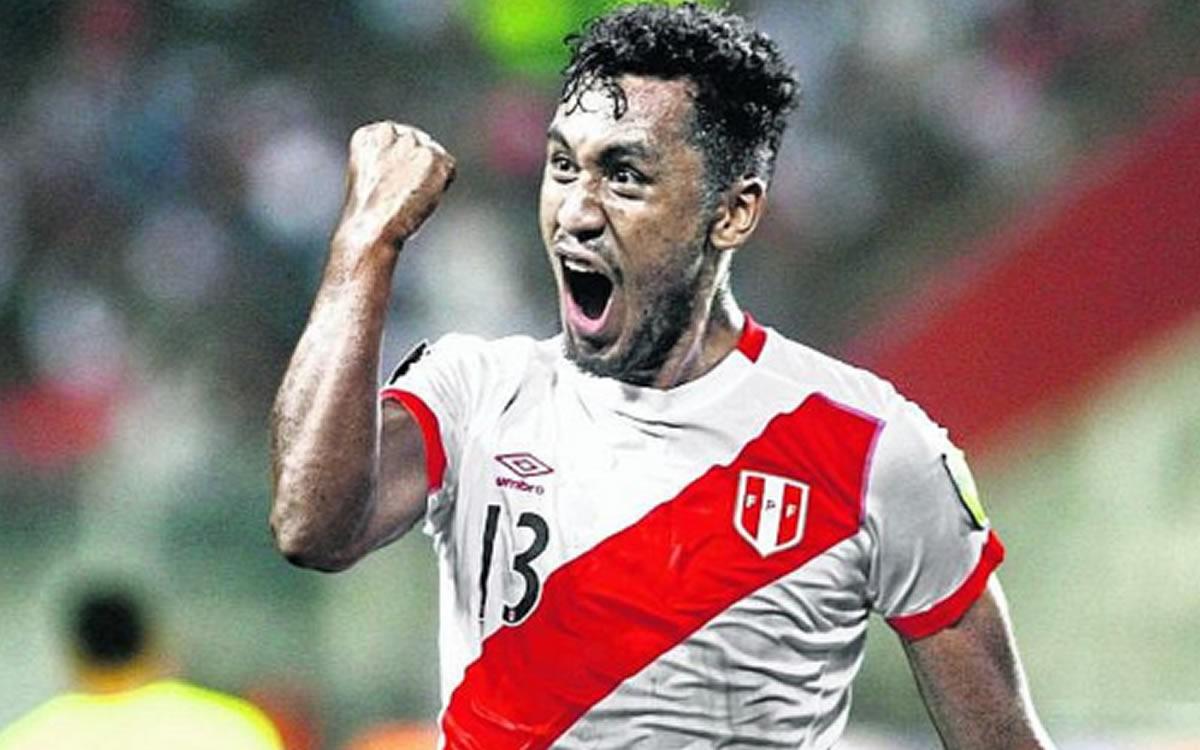 Renato Tapia podría llegar a la Primera Divisiónespañola