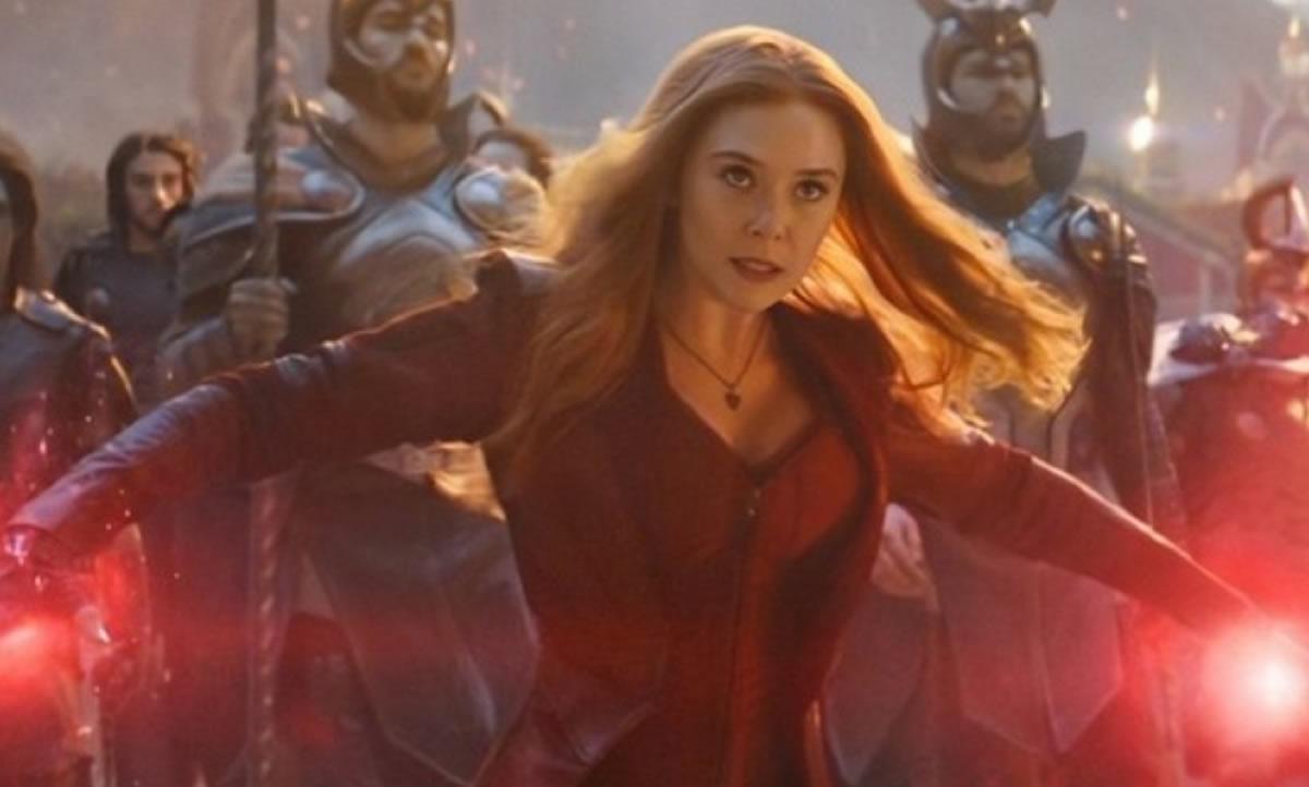 El futuro de Avengers, pelear contra ScarletWitch
