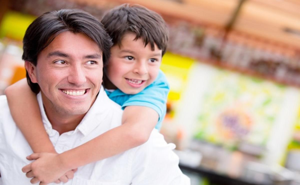 ¡Feliz Día del Padre! La figura paterna se reinventó en estacuarentena