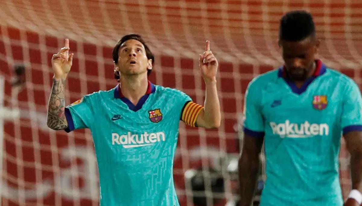 Volvió la Liga Española con goleadas del Barcelona y el RealMadrid