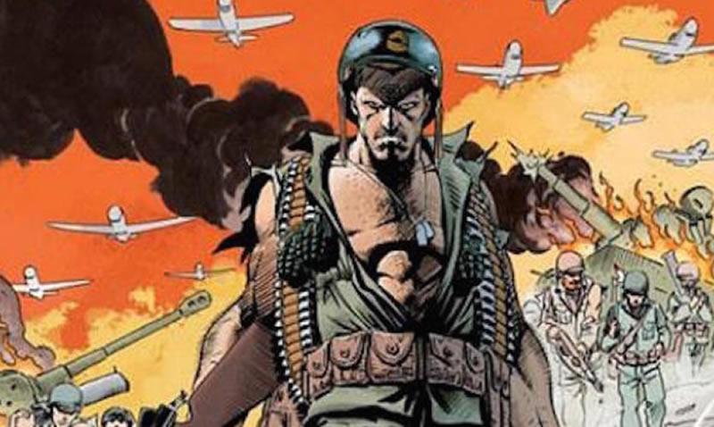 Vuelve DC Comics Showcase con el Sargento Rock, Adam Strange y otros héroescaletas