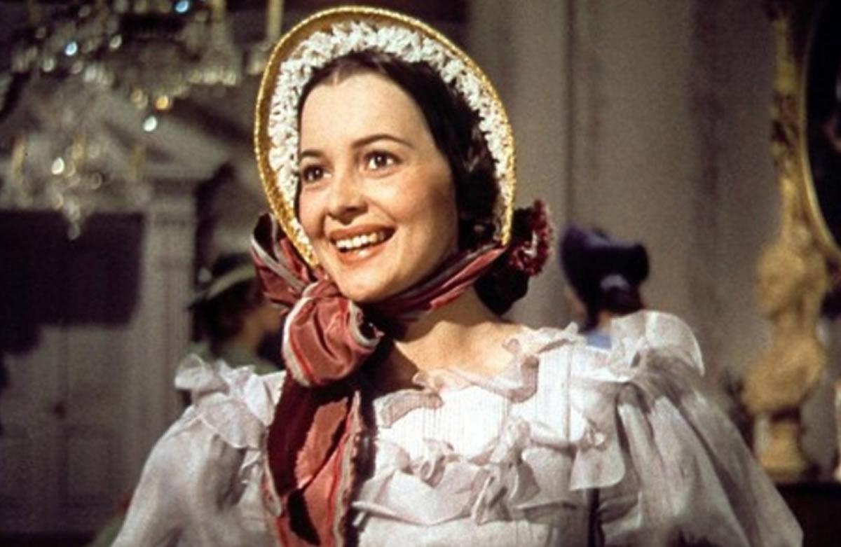 El adiós a Olivia de Havilland, la recordada actriz de Lo que el Viento seLlevó
