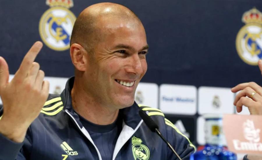 El Real Madrid de Zidane ya huele a campeón de la LigaEspañola