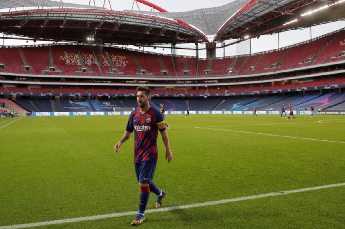 La Champions League sigue siendo espectacular a pesar delCOVID-19