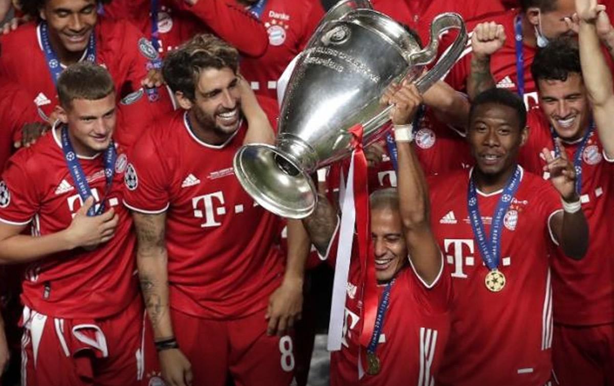Champions League: Bayern Múnich demostró que hoy es el mejor deEuropa