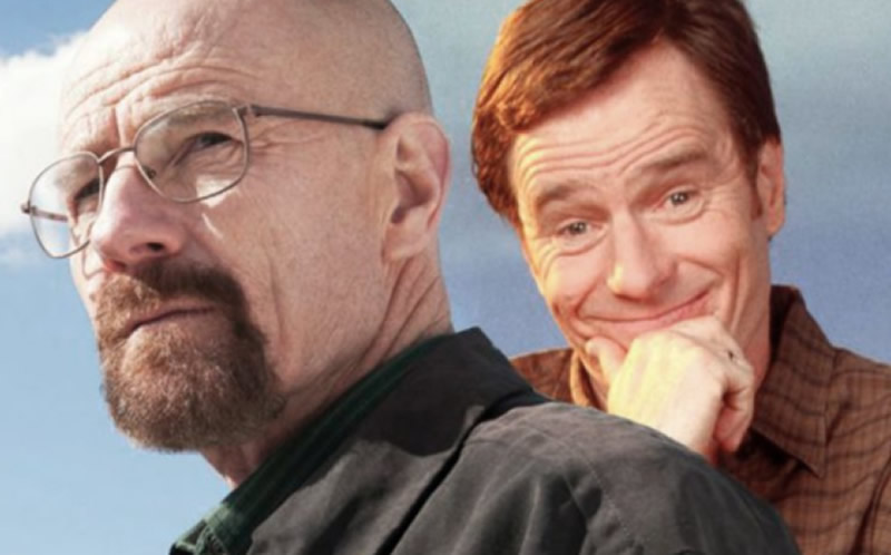 Bryan Cranston antes de Breaking Bad ya se lucía en Malcolm in The Middle