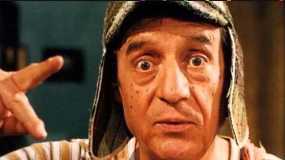 Le apagaron la TV a Chespirito en tiempos que necesitamossonreír
