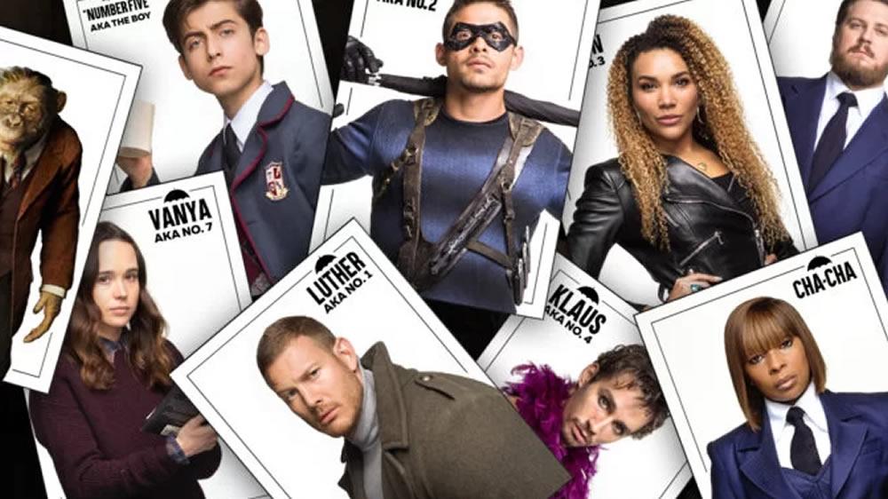 ¿Qué trae de nuevo la segunda temporada de The Umbrella Academy? (Columna sinspoilers)