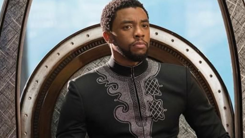 Un tributo a Chadwick Boseman, el inolvidable Black Panther deMarvel