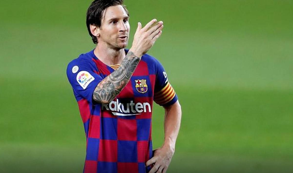 Lionel Messi no está por encima de la historia delBarcelona