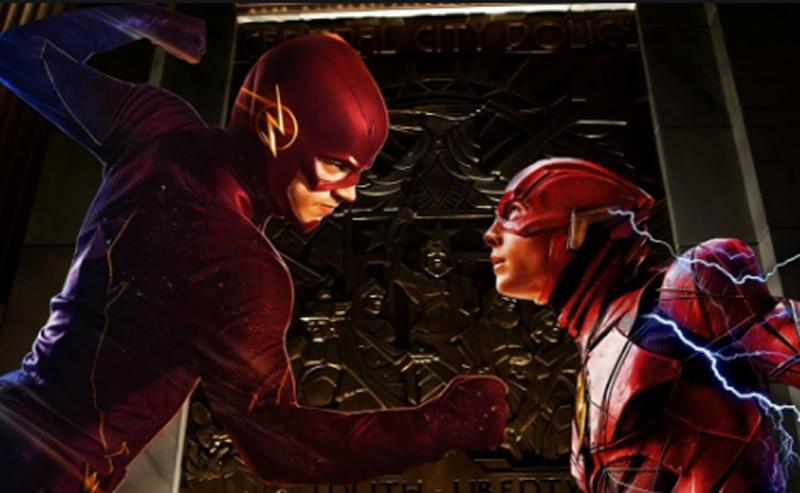 El conflicto de los Flash en el futuro fílmico de DCComics