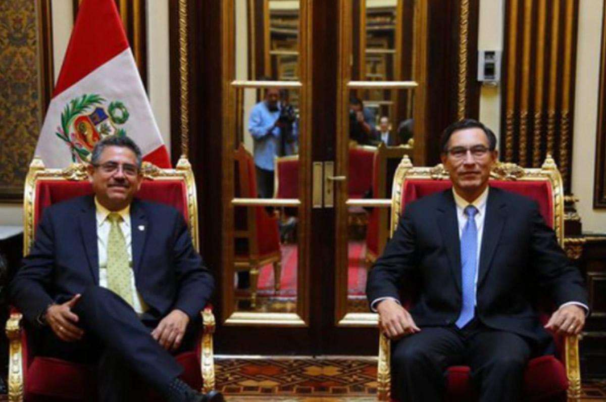 Vacancia presidencial de Martín Vizcarra: Oportunismo en vez deoportunidad